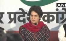 With an aim to revamp Congress, Priyanka to tour UP