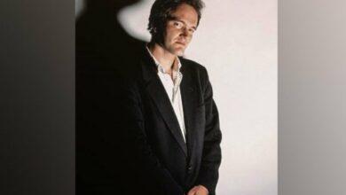 "Photo of Quentin Tarantino felt ""nervous"" directing Al Pacino"