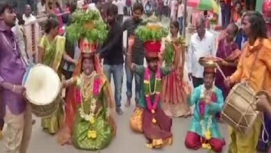 Photo of Hyderabad: 14,000 policemen to be deployed for Bonalu festival