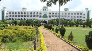 Photo of MANUU among top 20 central universities in India
