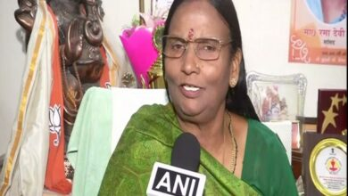 Photo of I have the power to face a man like you: Rama Devi to Azam Khan