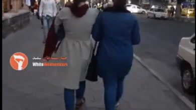 Photo of Iranian women risk 10 yr jail if they post videos without hijab