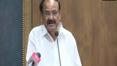 Photo of VP Naidu slams Imran Khan for his remarks on terrorists