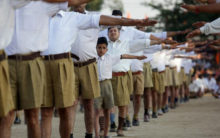 Bihar police orders cadre to gather RSS leaders data, BJP fumes