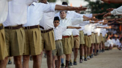 Photo of Bihar police orders cadre to gather RSS leaders data, BJP fumes