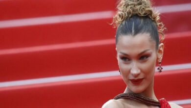 Photo of Bella Hadid is unrecognisable in her new blond look