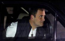 Rahul Gandhi watches 'Article 15' in Delhi multiplex
