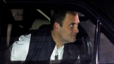 Photo of Rahul Gandhi watches 'Article 15' in Delhi multiplex