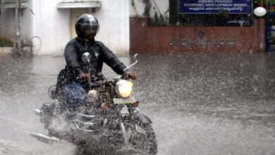 Photo of Hyderabad: Rains to continue for the next few days