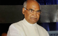 President Kovind offers prayers at Tirumala temple
