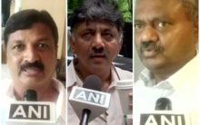Shivakumar claims hearts of rebel MLAs beating to meet, they say 'we've no intention'