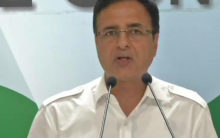 Surjewala hits out at BJP for rise in fuel prices