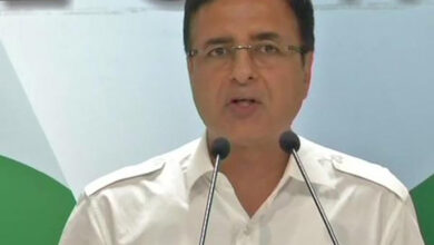 Photo of Surjewala moves EC, says gangster's kin intimidating voters