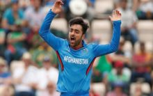 Rashid Khan appointed as Afghanistan's captain for all formats