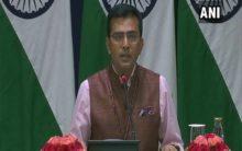 India condemns Erbil terror attack