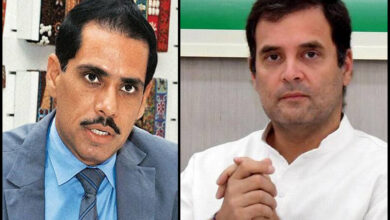 """Photo of Robert Vadra says youth look to Rahul for """"direction"""""""