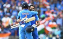 ICC World Cup: Rohit Sharma, Rahul shine as India beat Sri Lanka by 7 wickets