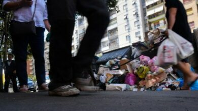 Photo of Eternally stinky city? Rome garbage crisis sparks health fears