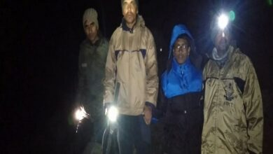 Photo of Uttrakhand: Tourist rescued after five hour search operation in Kedarnath
