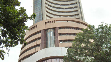 Photo of Sensex ends in green after 6 days of decline
