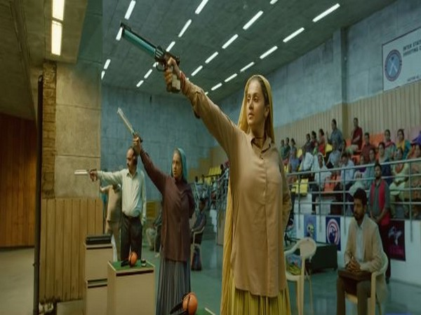 Watch Bhumi and Taapsee hit bull's eye in 'Saand Ki Aankh' teaser