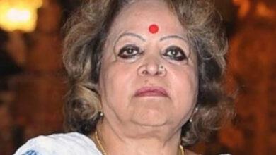 Photo of Salma Ansari to build a temple in madrasa
