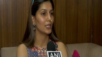 Photo of Kejriwal is working for himself: Sapna Chaudhary