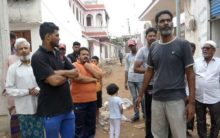 Chandryangutta people facing issues of Water shortage, Improper Drainage & damage roads
