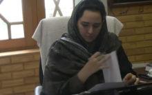 Syed Sehrish Asgar: Kashmiri woman IAS officer raises awareness on periods among young girls