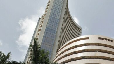 Photo of Sensex reclaims 40,000 mark briefly ahead of Union Budget