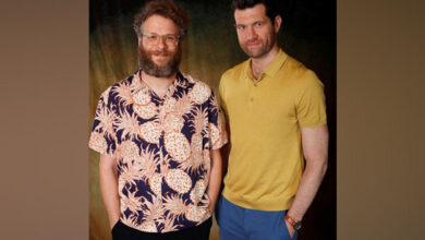 Photo of Billy Eichner, Seth Rogen recall meeting Beyonce for first time