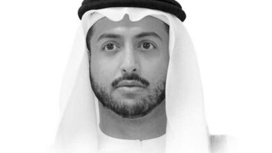 Photo of Sole surviving son of UAE ruler found dead in UK