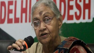 Photo of Goa Assembly condoles Sheila Dikshit's death