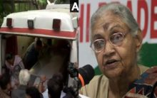Sheila Dikshit's last rites to take place on Sunday