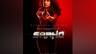 Photo of When Shraddha Kapoor got too comfortable with a gun!