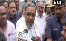 Everybody expected to be loyal to party, not me: Cong leader Siddaramaiah