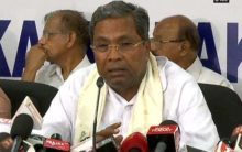 I am confident that we will win a vote of confidence: Siddaramaiah