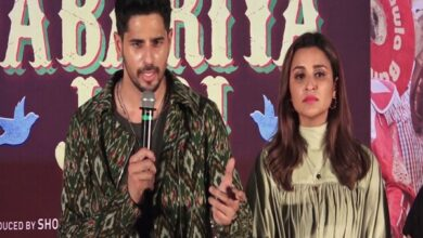 Photo of Media, actors must maintain professionalism: Sidharth Malhotra reacts to Kangana's spat with scribe