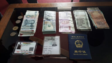 Photo of SSB arrests Chinese national during routine check