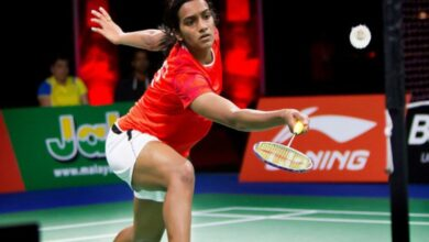 Photo of Indonesia Open: Sindhu defeats Chen Yu Fei, secures final berth