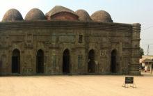 On Indo-Bangla border, BSF guard Sona Mosque