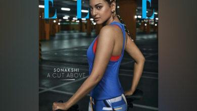Photo of Sonakshi Sinha channels inner 'sportsgirl' on latest magazine cover