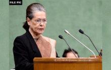 Sonia Gandhi condoles Jagannath Mishra's demise