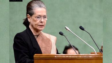 Photo of Sonia Gandhi condoles Jagannath Mishra's demise