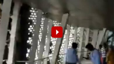 Photo of Statue of Unity: Rainwater reportedly drips through ceiling, video goes viral