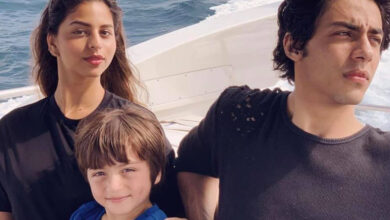Photo of Gauri Khan shares image of her 'three little hearts'