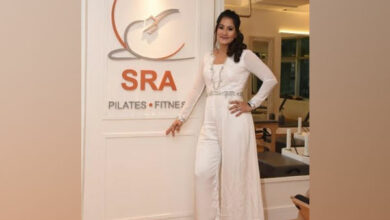 Photo of Sunita Aggarwal launches her Fitness Studio – SRA Pilates Fitness