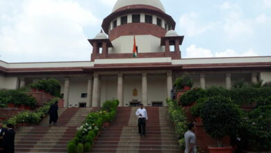 Photo of Nobody claps with one hand, says SC on Tis Hazari violence