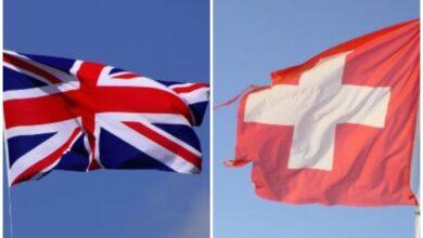 Photo of UK, Switzerland ink post-Brexit deal on security, terror