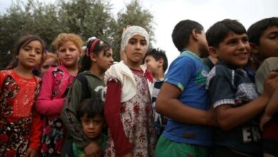 Photo of Over 1,400 Syrian refugees returned home in 24 hours: Russia
